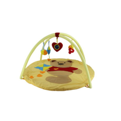 Musical Tummy Time Gym Baby Play Mat Children Sleeping Set For Newborn