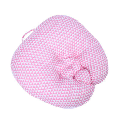 100% Organic Cotton Portable Baby Lounger Pillow For Newborn Infant Seat Set