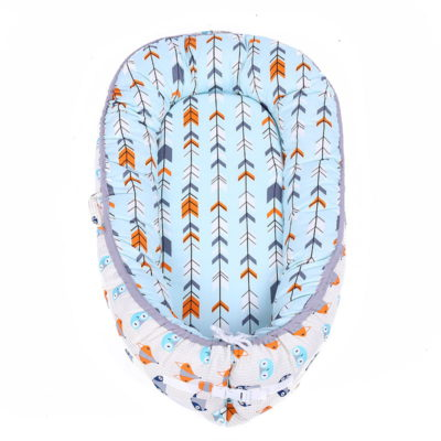New Arrival Popular Portable Easy Carry Baby Pod Bed Lounger Snuggle Nest Set